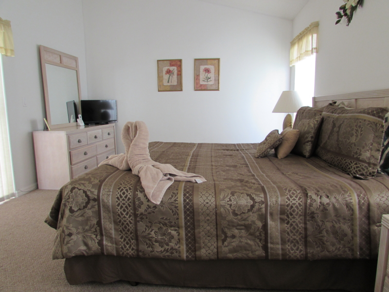 Master Bedroom Vacation Rental