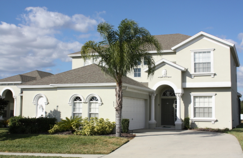 5 Bedroom Orlando Vacation Home Rental Orlando Vacation