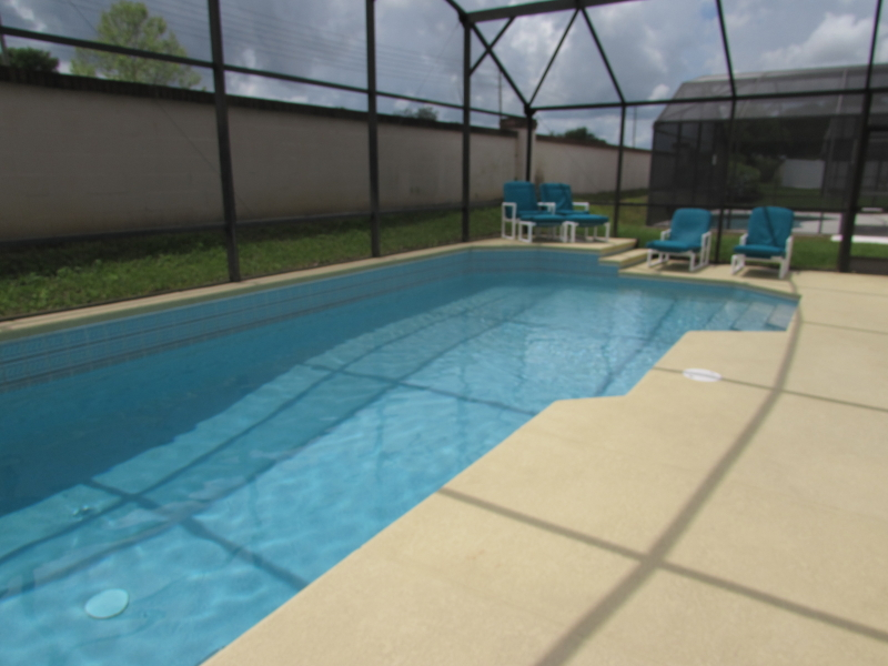 Kissimmee Vacation Home Pool