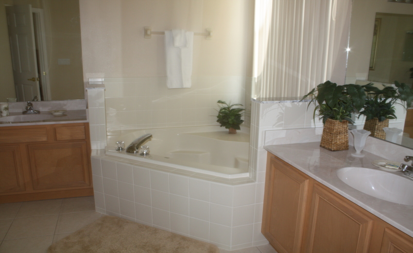 Vacation Home Master Bath